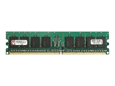 Kingston ValueRAM 1GB 240Pin DIMM PC2-4200 Non-ECC DDR2 CL4